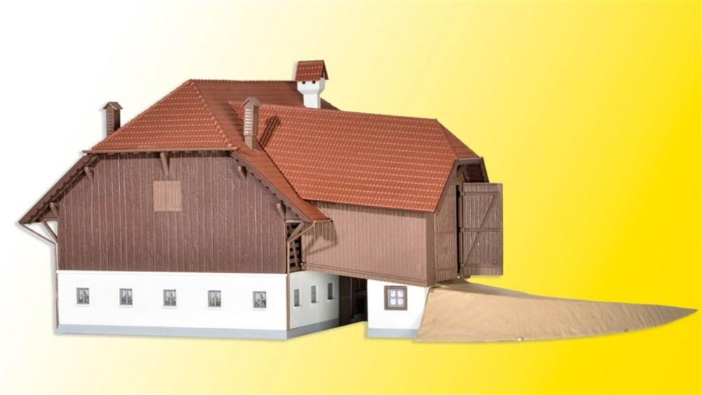 HS  Kibri  38808 Bauernhof in Emmental Bausatz