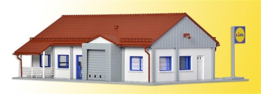 sh vollmer 43662 lidl markt bausatz ebay. Black Bedroom Furniture Sets. Home Design Ideas