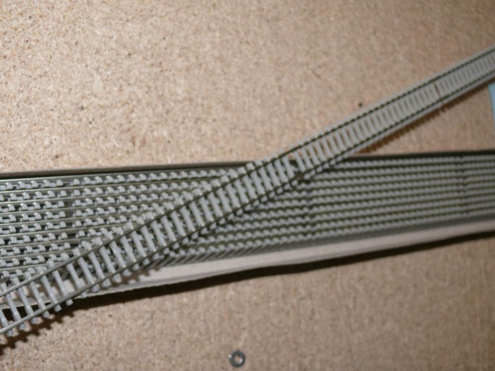 HS  Tillig 83136 Flexgleis Stahlschwelle 520 mm 10 er Pack Spur TT