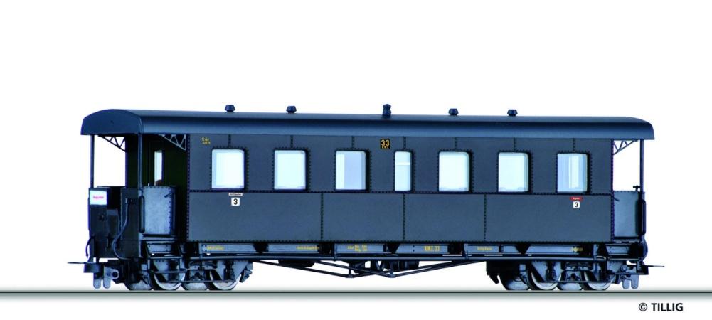 Tillig 13932 Personenwagen BC4i NWE H0m