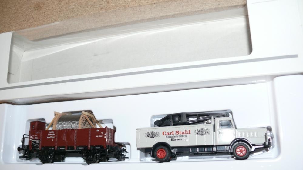 s22 m rklin 48003 museumswagen 2003 hochbordwagen carl. Black Bedroom Furniture Sets. Home Design Ideas